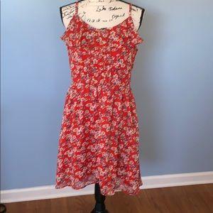 Elle Dresses - ELLE size 10 short red dress